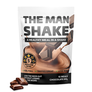 MAN SHAKE ONE WEEK SUPPLY